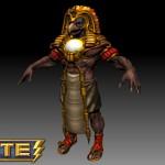 Smite – Neith vs. Ra (Jousting)