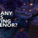 How Many Players Are Flying in Draenor