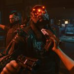Cyberpunk 2077 screenshots Gamescom 2018